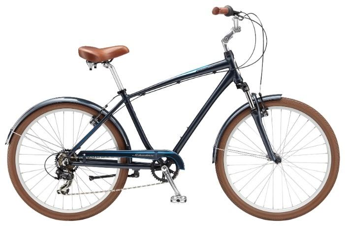 Велосипед Schwinn Streamliner 1 (2016) Slate
