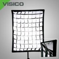 Софтбокс Visico SB-040 30x120cm с сотовой решеткой