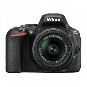 Зеркальная фотокамера Nikon D5500 kit 18-55 AF-P VR black