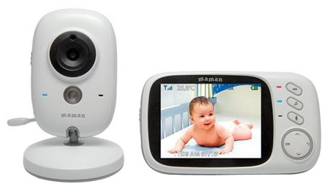 Цифровая видеоняня Maman VB603