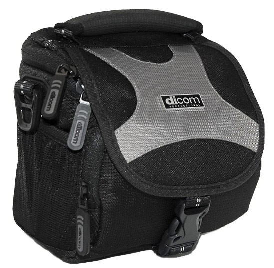 Сумка Dicom Unipro UP1802 black/grey