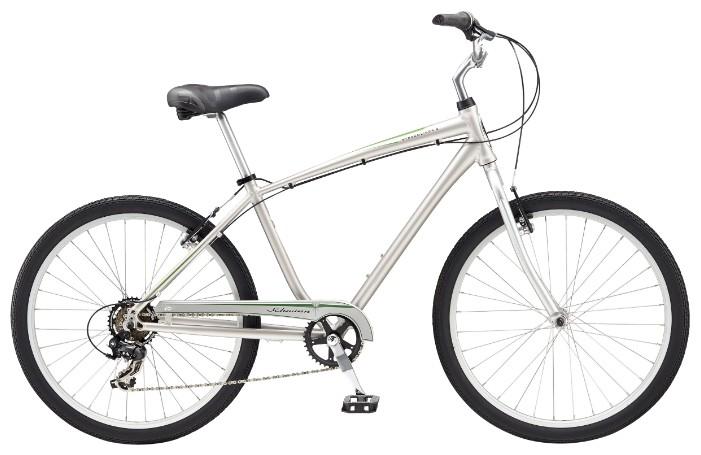 Велосипед Schwinn Streamliner 2 (2016) Silver