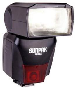 Вспышка Sunpak PZ58X Nikon