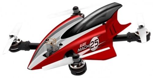 Квадрокоптер Blade Mach 25 FPV Racer BLH8980