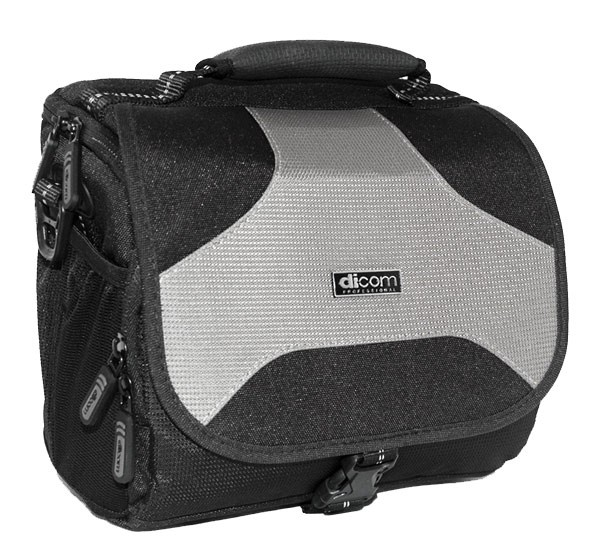 Сумка Dicom UniPro UP1804 black/grey
