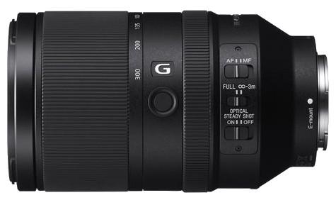 Объектив Sony Fе 70-300mm f/4.5-5.6G OSS (SEL70300G)