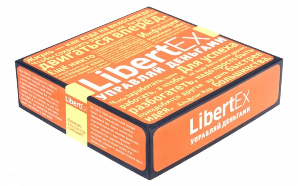 Настольная игра LibertEx 3е издание