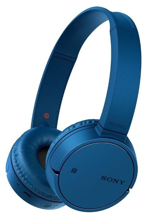 Наушники Sony MDR-ZX220 BT/L синий