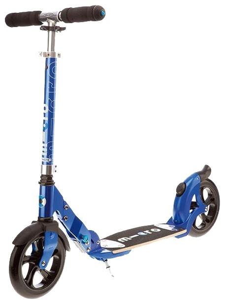 Самокат Flex Blue (синий)