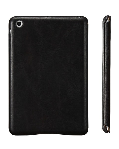 Чехол Jison Case Vintage Leather Smart Case д/iPad Min черный