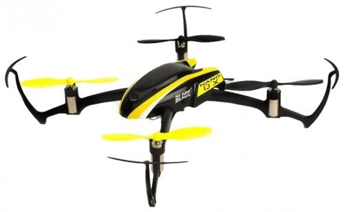 Квадрокоптер Blade Nano QX RTF BLH7600 Black