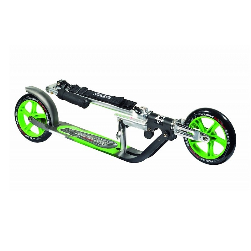 Самокат Hudora Big Wheel GS 205 green
