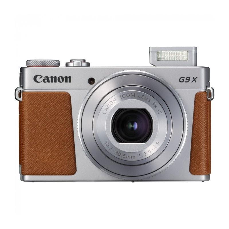 Цифровая фотокамера Canon PowerShot G9 X Mark II Silver