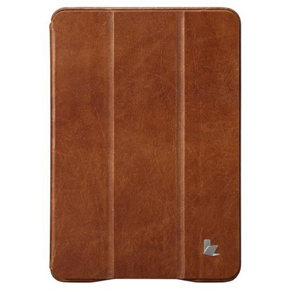 Чехол Jison Case Vintage Leather Smart Case д/iPad Min коричневый