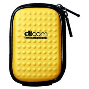 Чехол Dicom H001 yellow