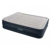 Кровать со встроенным насосом Intex 67738, 203х152х43см