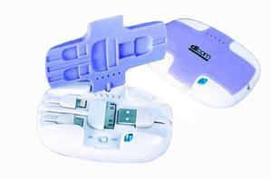 Универсальный аккумулятор Dicom PB-4000 (4000 mAh) Blue
