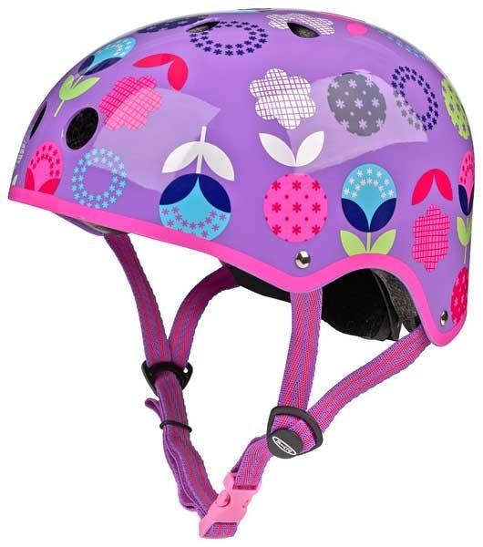 Защитный шлем Micro цветочный