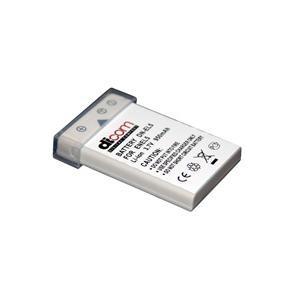 Аккумулятор Dicom DN-EL5 for Nikon EN-EL5 Panda