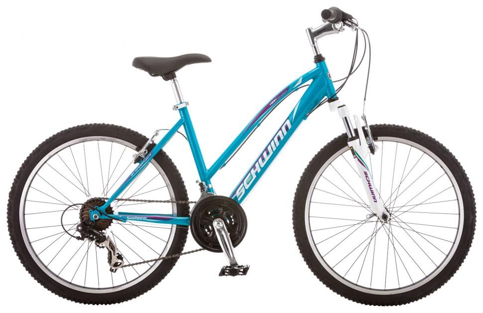 Велосипед Schwinn High Timber 24 Girl Blue