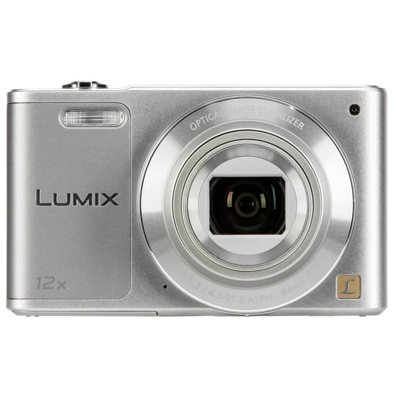 Компактный фотоаппарат Panasonic DMC-SZ10 Lumix Silver