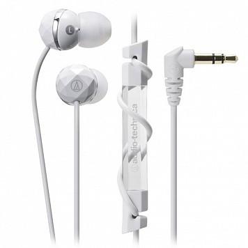 Наушники вкладыши Audio-Technica ATH-CKF303 WH