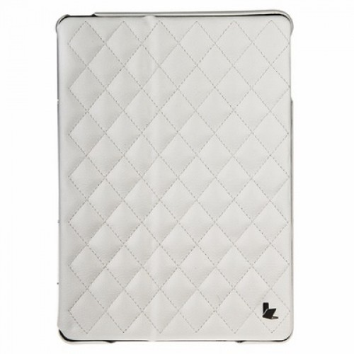 ����� Jison Case Quilted Leather Smart Case �/iPad Air �����