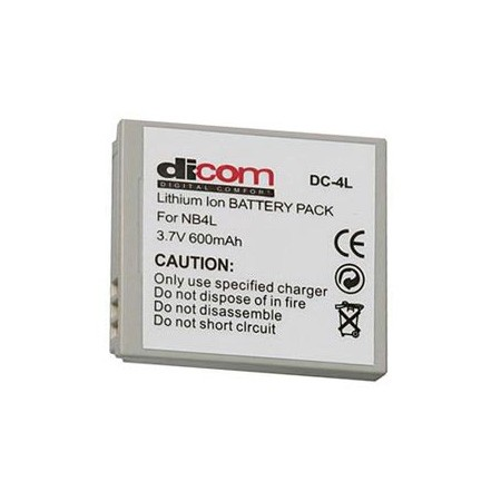 Аккумулятор Dicom DC-4L