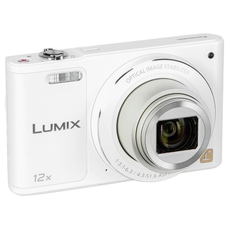 Фотоаппарат Panasonic DMC-SZ10 Lumix White