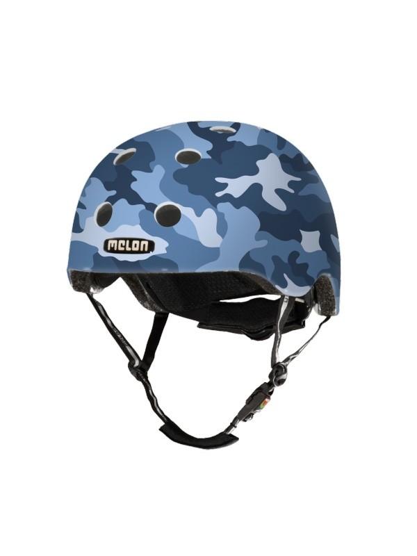 Шлем Melon Blue Camouflage