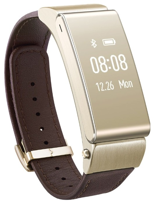 ������� ���� Huawei Talkband B2 Gold Premium � ���������� ��� iOS � Android