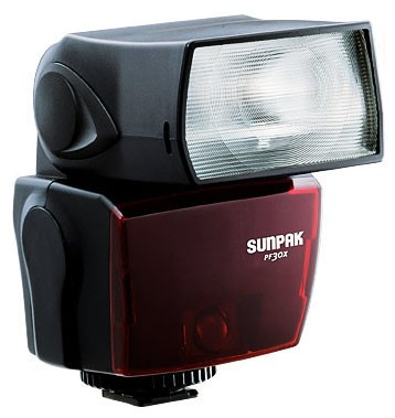 Фотовспышка Sunpak PF30X for Canon