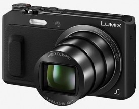 Фотоаппарат Panasonic DMC-TZ57 Lumix Black