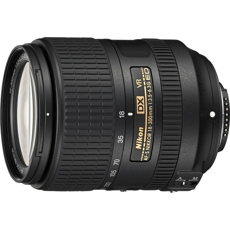 Nikon 18-300mm f/3.5-6.3G ED AF-S DX VR