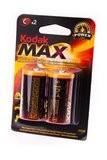 Батарейки Kodak MAX LR14 BL2