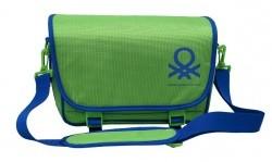 Сумка Benetton Medium dsrl case для зеркальной камеры green