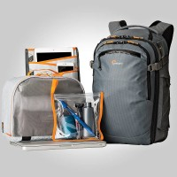 Рюкзак Lowepro Highline BP 300 AW серый