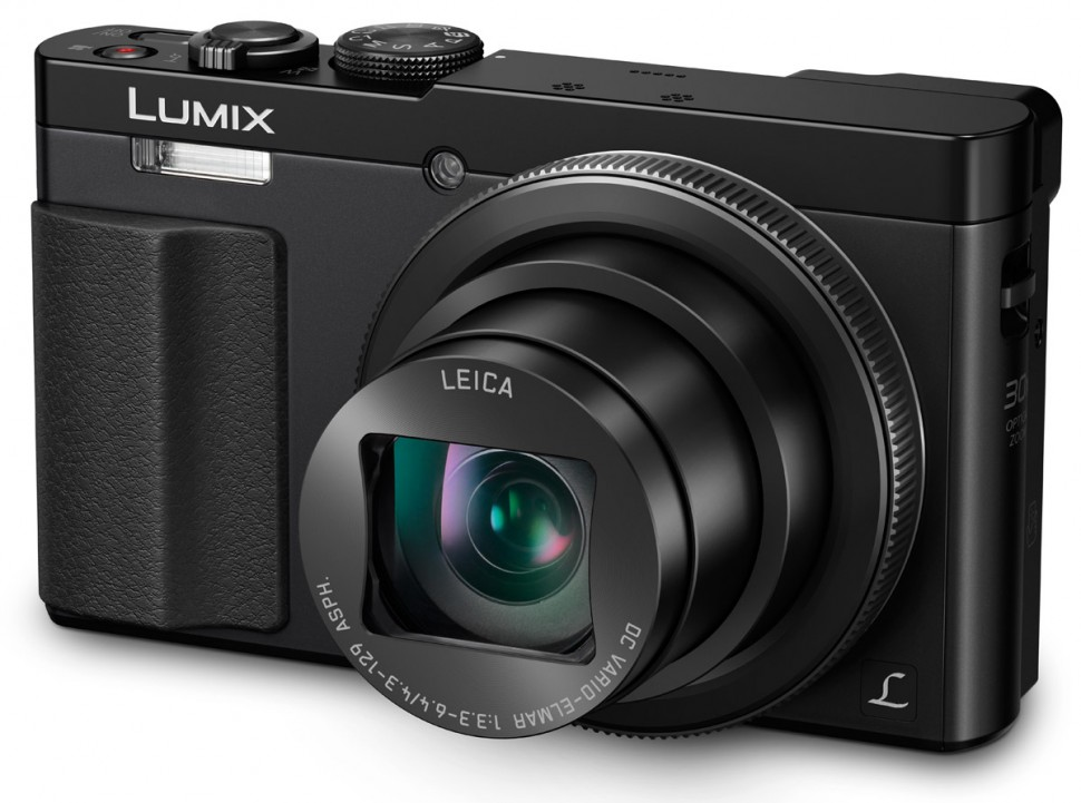 Фотоаппарат Panasonic DMC-TZ70 Lumix Black