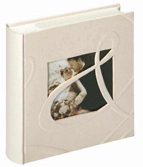 Фотоальбом Walther ME-122 10x15/200 фото Ti amo свадьба белый