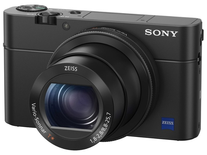 Цифровая камера Sony Cyber-shot DSC-RX100M4