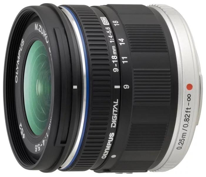 Olympus ED 9-18mm f/4.0-5.6 Micro 4/3