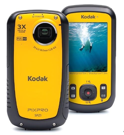 Камера Kodak Pixpro SPZ1