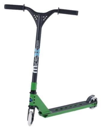 Самокат MX Trixx (зеленый)