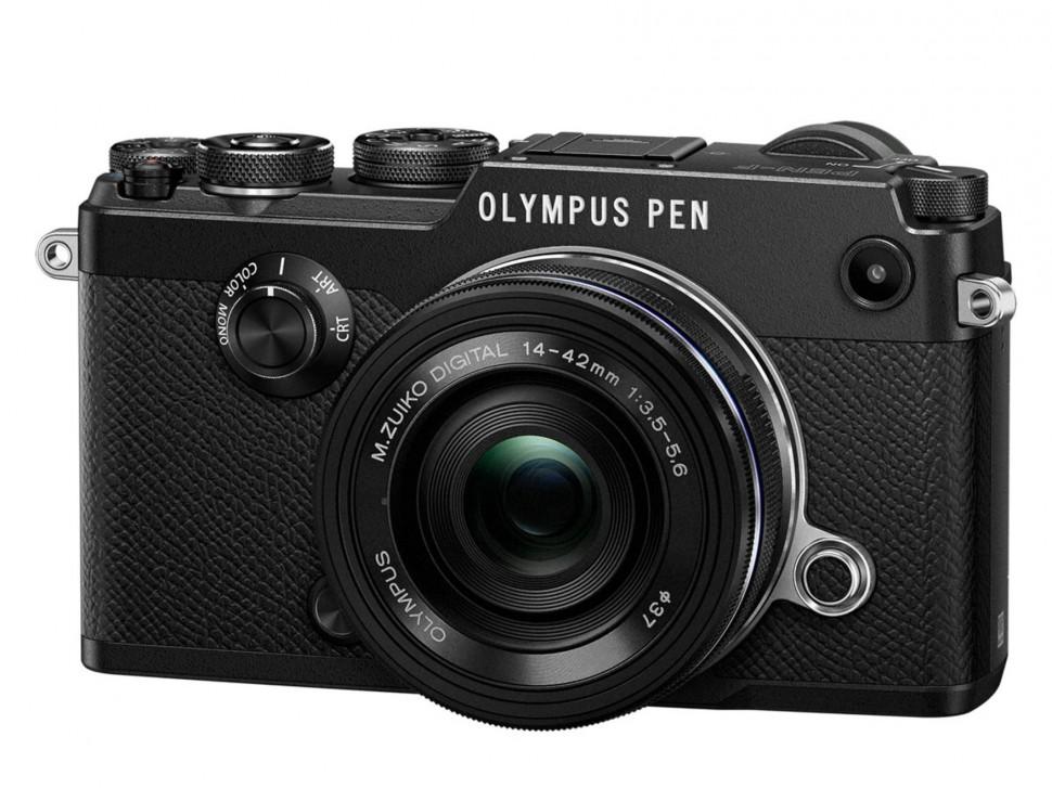 Фотоаппарат Olympus PEN-F Kit 14-42 Ez