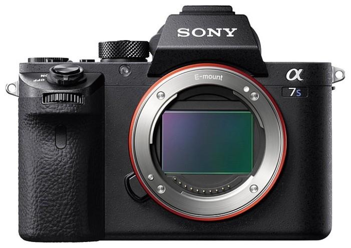 Sony Alpha ILCE-A7SM2 Kit 50 1,8 sel