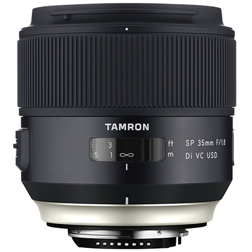 Объектив Tamron SP AF 35mm f/1.8 Di VC USD Nikon