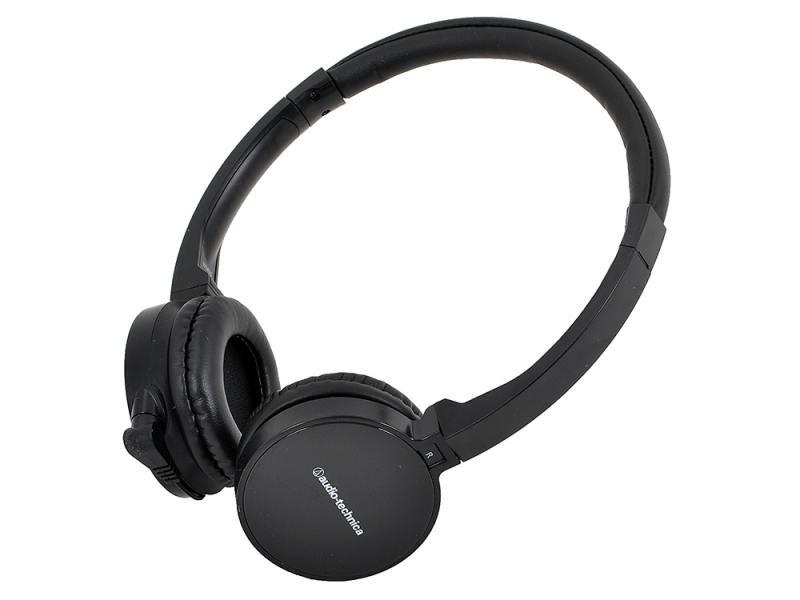 Наушники Audio-Technica ATH-WS55i BK