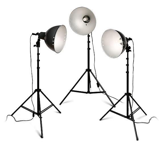 Комплект галогенных осветителей Rekam Light Kit (3х250Вт)