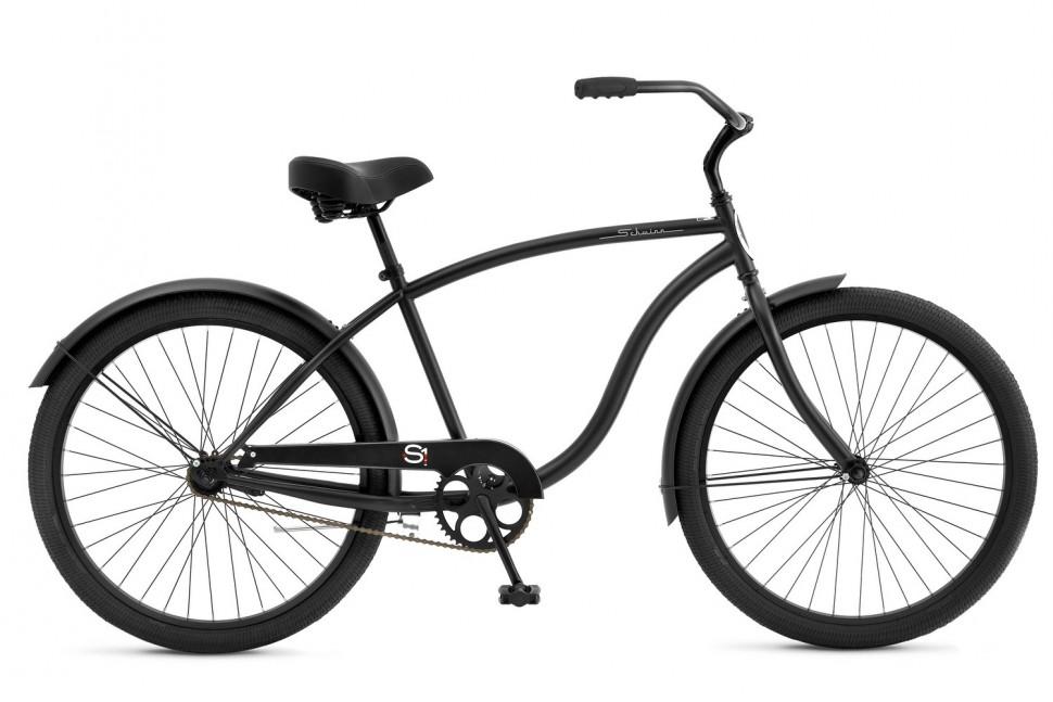 Велосипед круизер Schwinn S1 (2018)