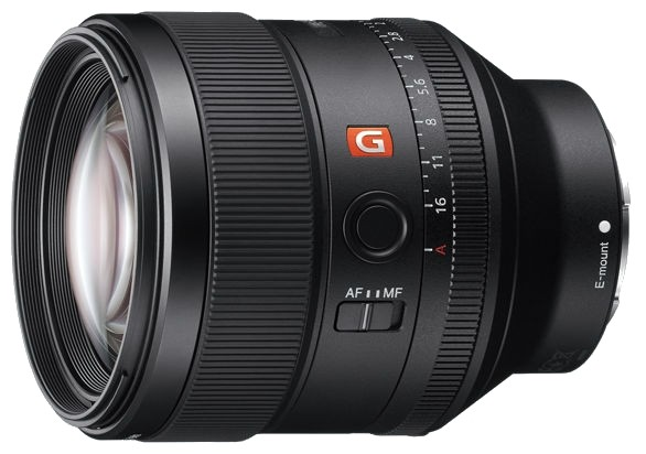 Объектив Sony FE 85 mm f/1.4 GM (SEL-85F14GM)